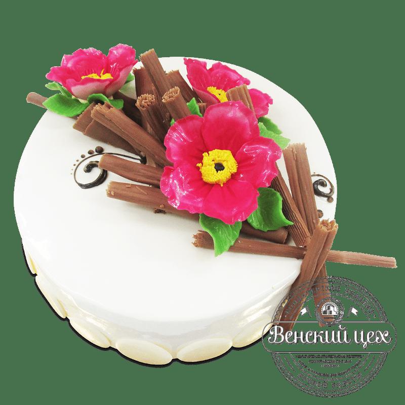 Торт на день рождения №1939