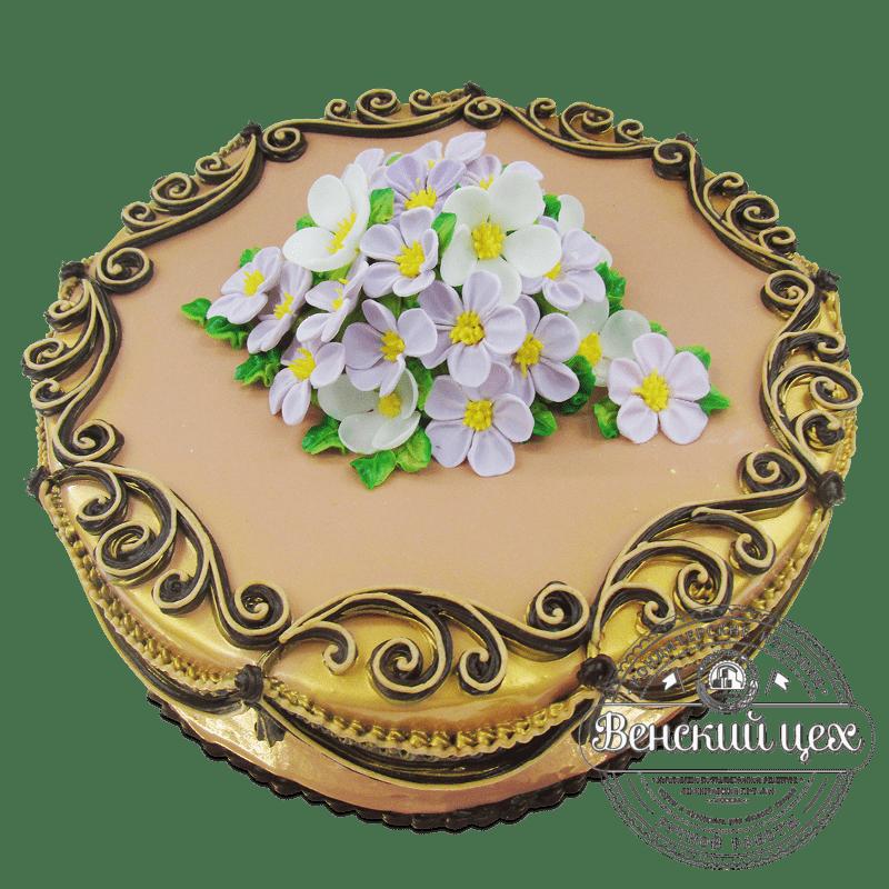 Торт на день рождения №1940