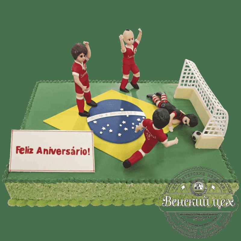 Торт на корпоратив «Чемпионат» №200
