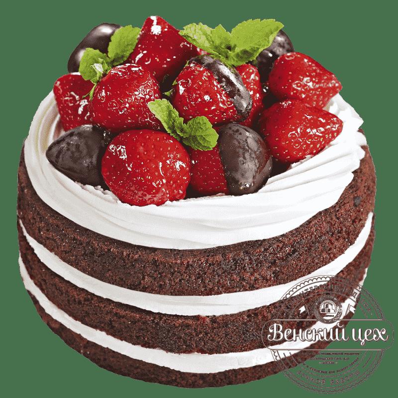 Праздничный торт «Домашний» №273