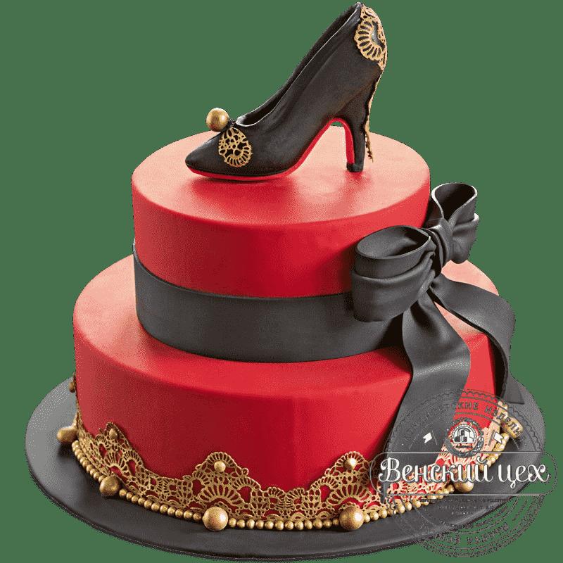 Торт на день рождения «Золушка» №28