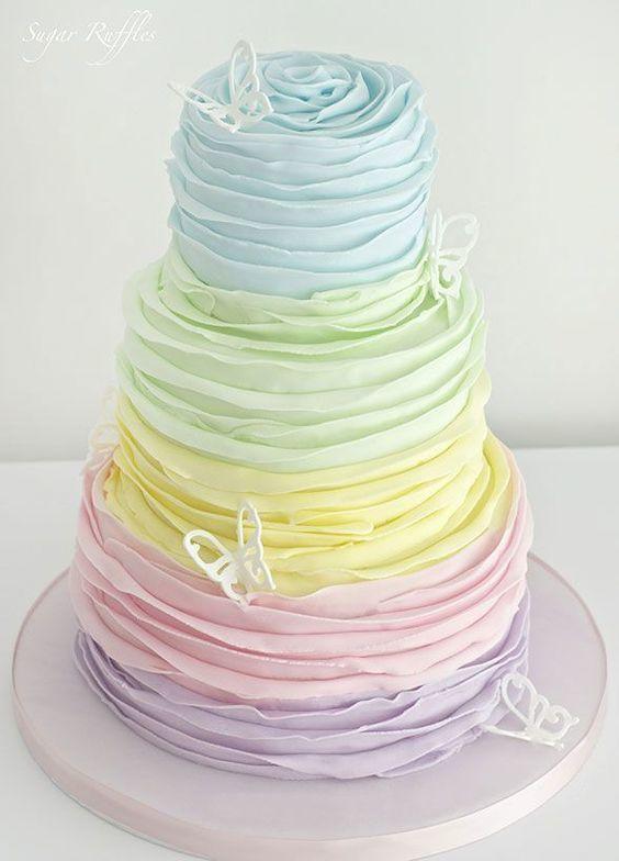 Торт свадебный №1808