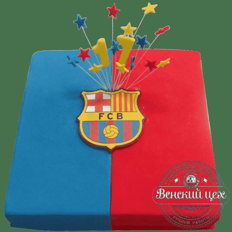 "Торт детский ""Барселона"" №358"
