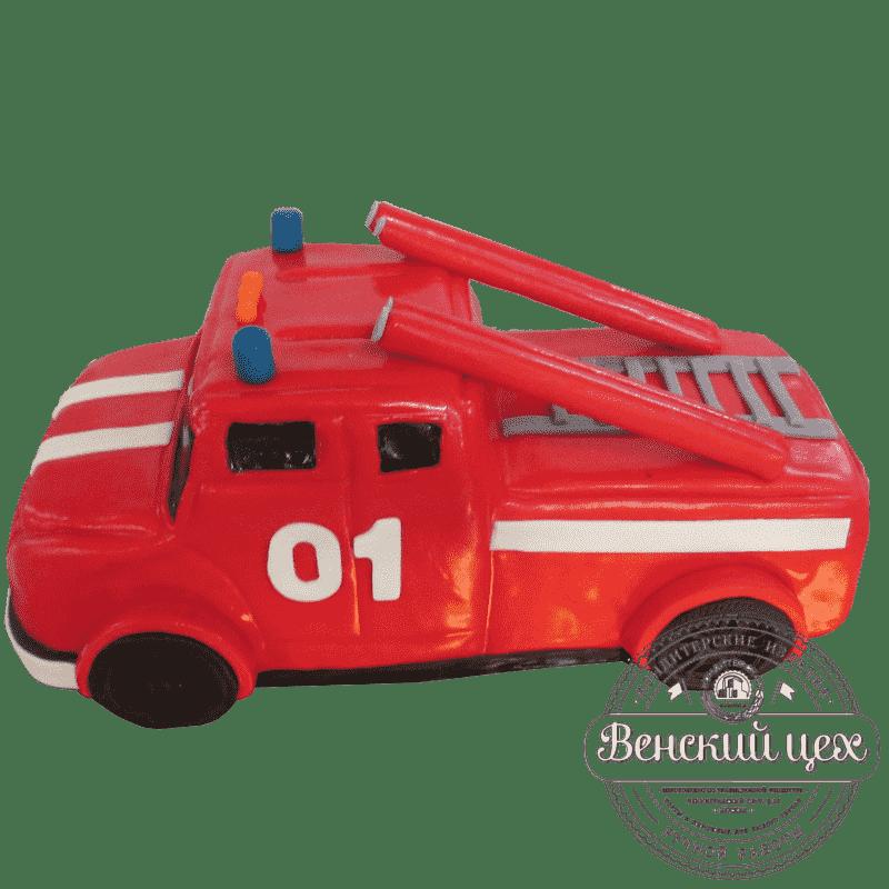 """Торт детский """"Пожарник"""" №360"""
