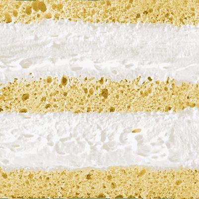 Бисквит со взбитыми сливками