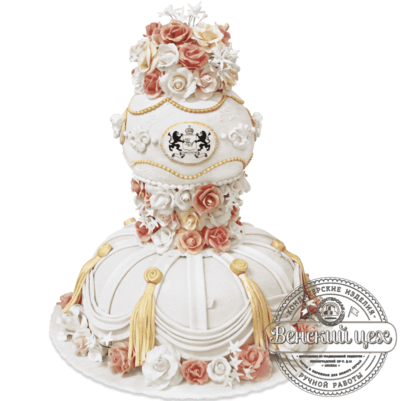 "Торт на свадьбу  ""Принцесса Турандот"" №421"