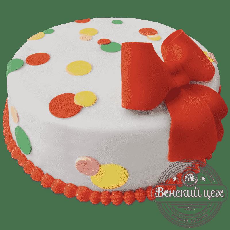 Детский торт на день рождения «Солнечный зайчик» № 475