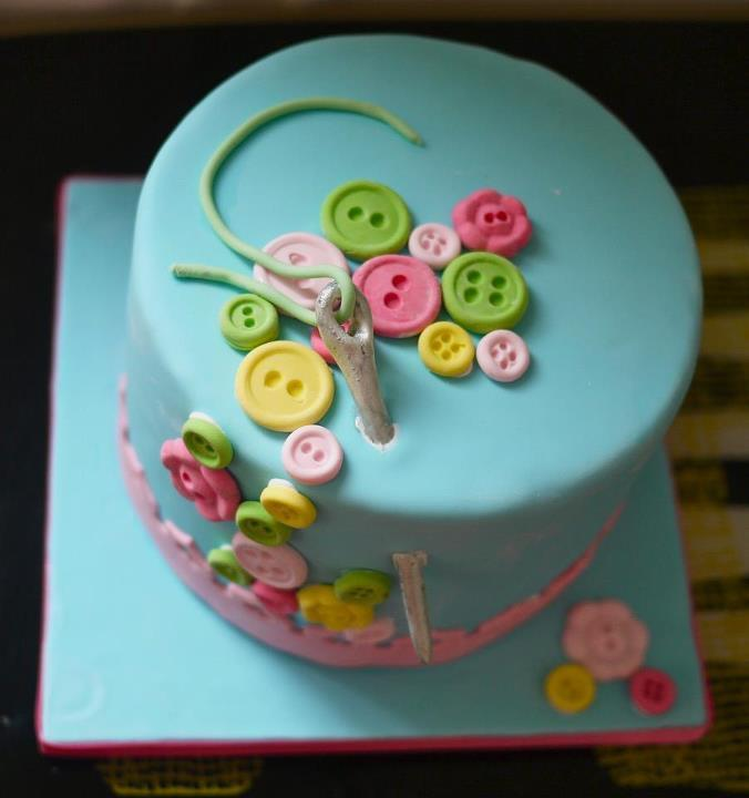 Торт  на день рождения  №935