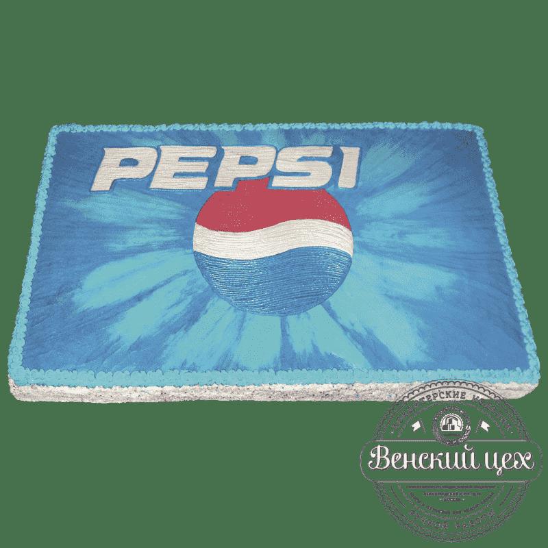 Торт на корпоратив «Поколение Пепси» №51