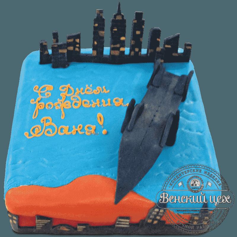 """Детский торт """"Готэм"""" №515"""