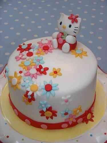 Торт детский №560