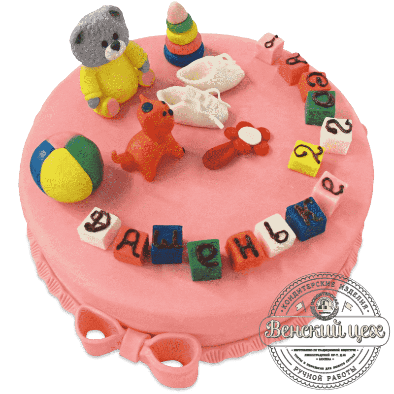 "Торт детский ""Детский сон"" №593"