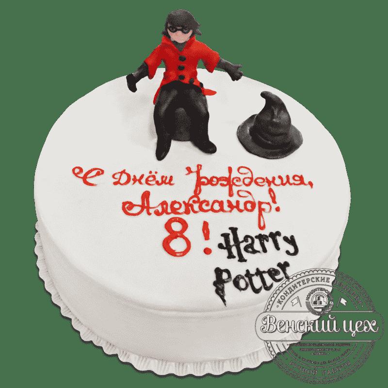 """Торт детский  """"Harry Potter"""" №651"""
