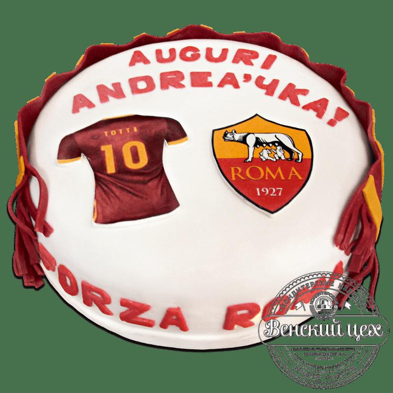 """Торт на день рождения """"ROMA"""" №737"""