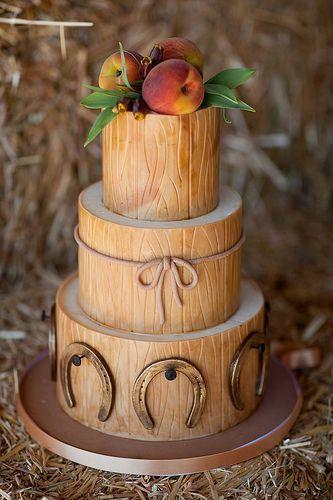 Торт свадебный №756