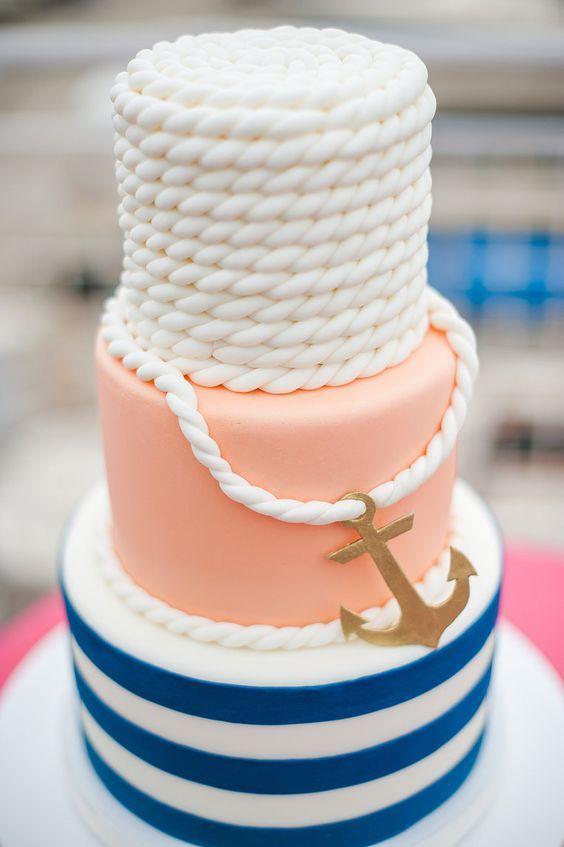 Торт свадебный №762