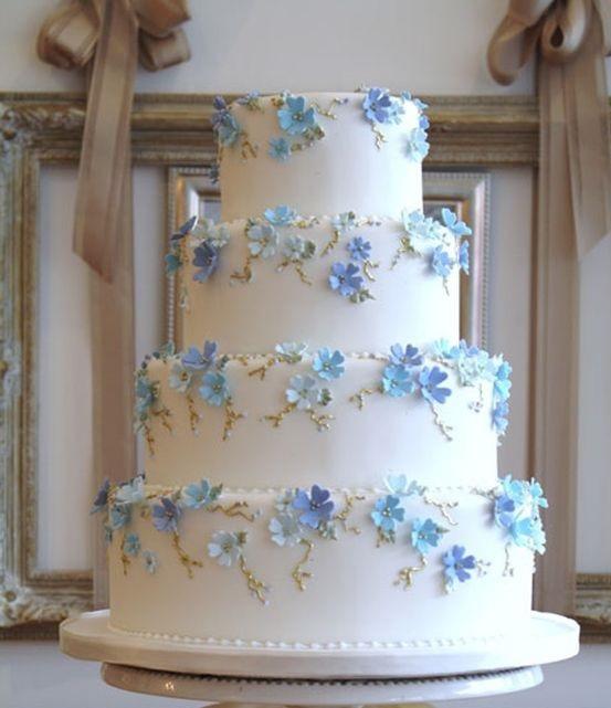 Торт свадебный №764