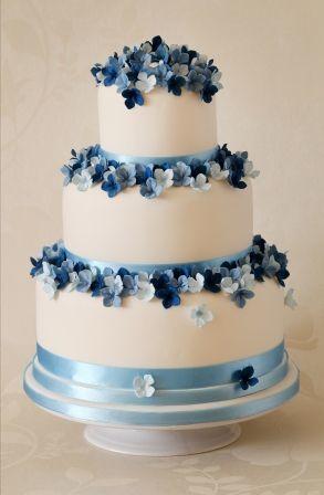 Торт свадебный №765