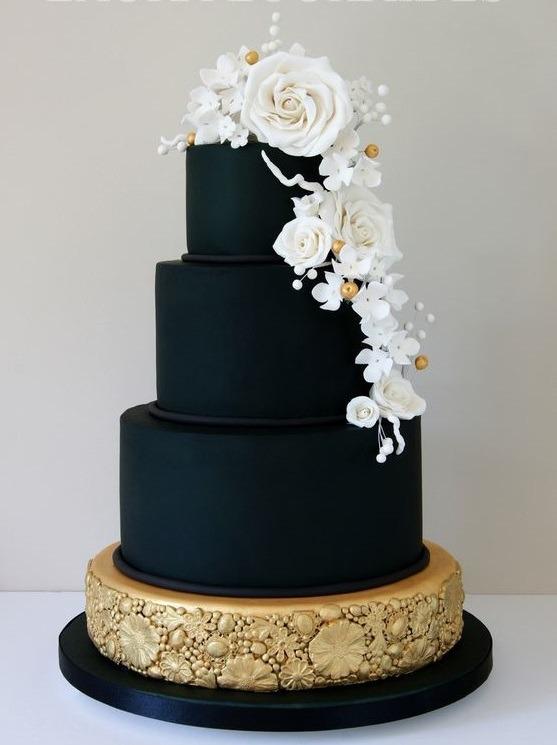 Торт свадебный №767