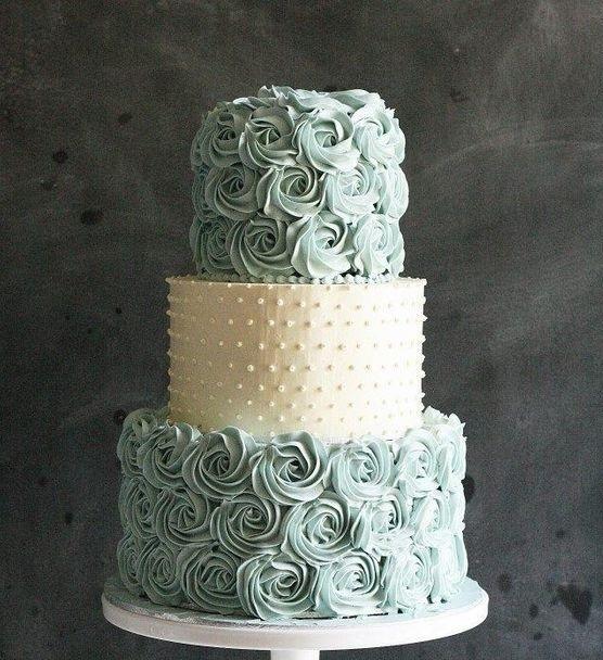 Торт свадебный №774