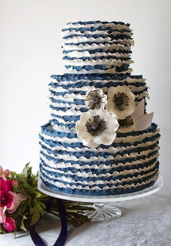 Торт свадебный №779