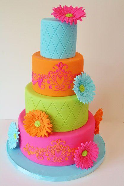 Торт  свадебный №784