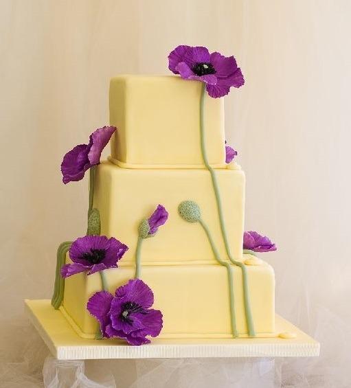 Торт свадебный №788