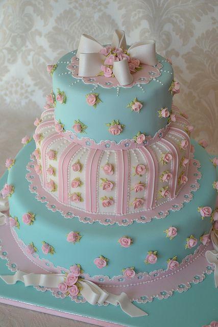 Торт свадебный №791