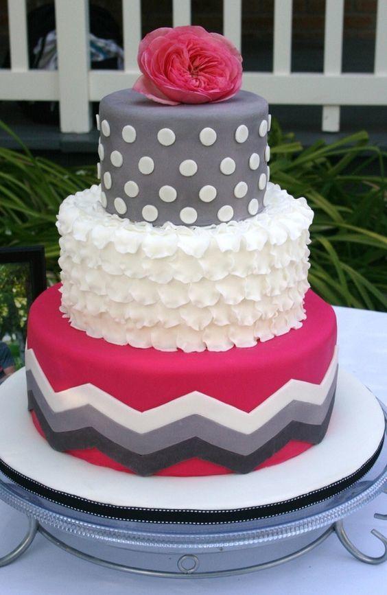 Торт свадебный №792