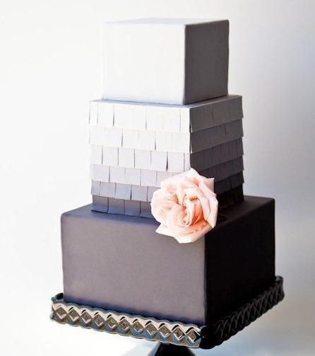 Торт свадебный №795