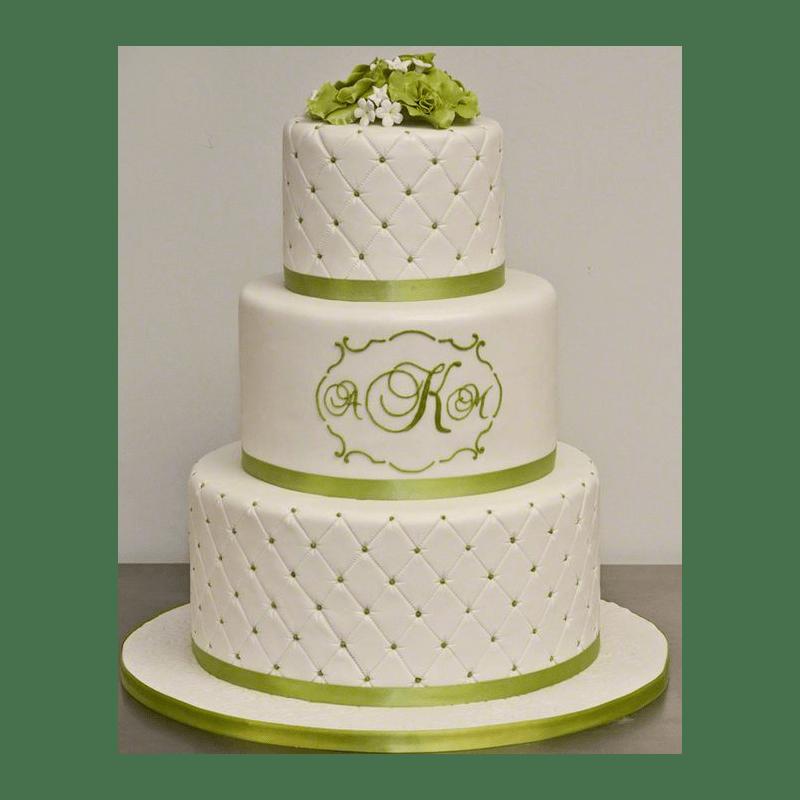 Торт свадебный №797