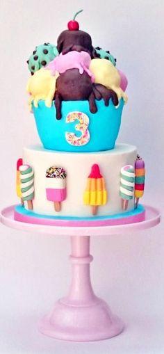 Торт детский № 802