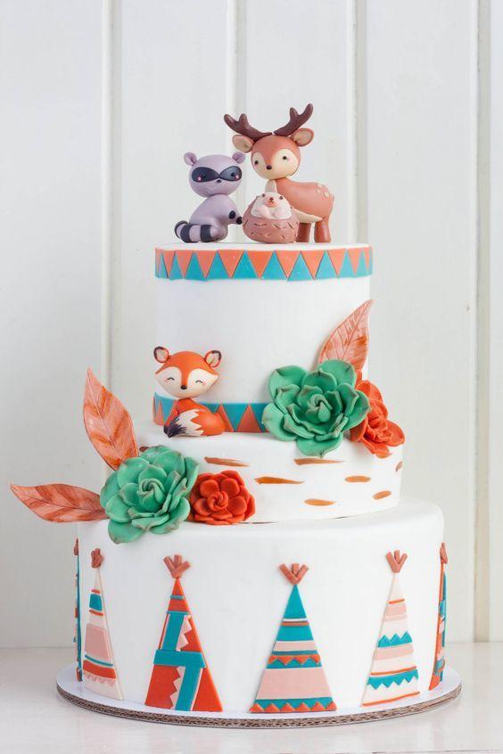 Торт детский № 808