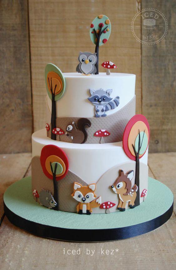Торт детский № 809