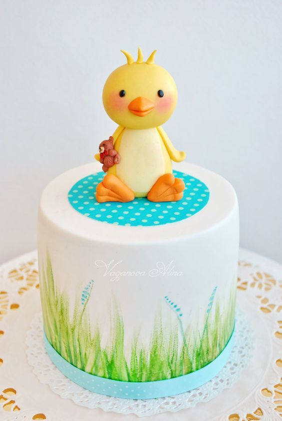 Торт детский № 817
