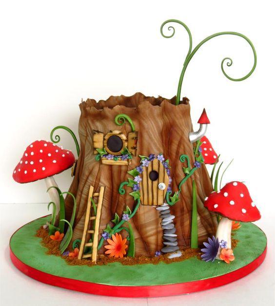 Торт детский №830