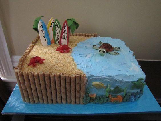 Торт детский № 860