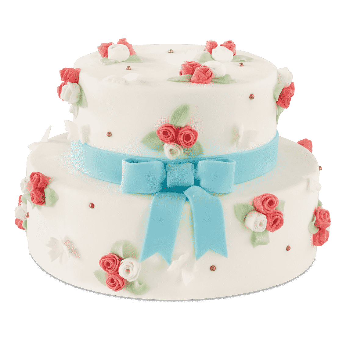 """Торт свадебный """"Букет невесты"""" №383"""