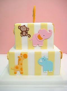 Торт детский № 884