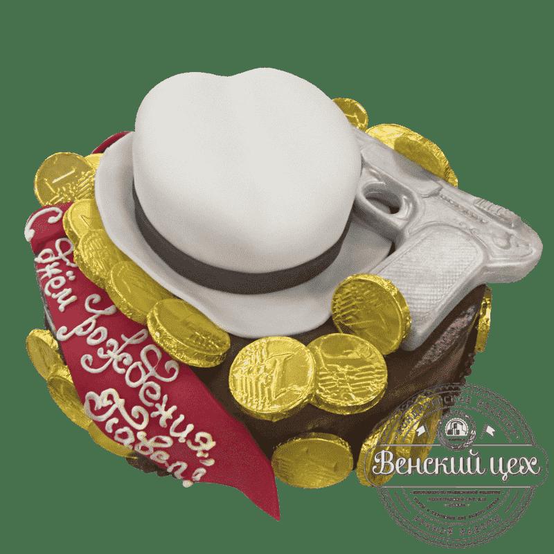 """Торт детский """"Коза Ностра"""" №89"""