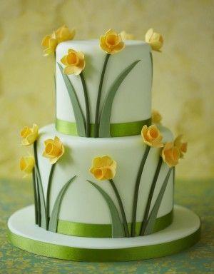 Торт свадебный №752