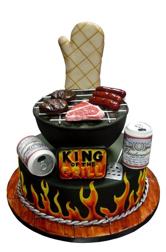 Торт  на день рождения  № 906