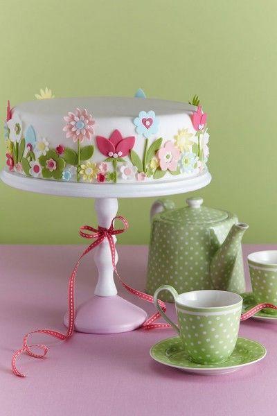 Торт на день рождения №1804