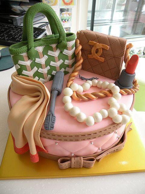 Торт  на день рождения  № 921
