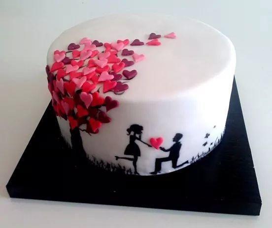 Торт  на день рождения  № 923