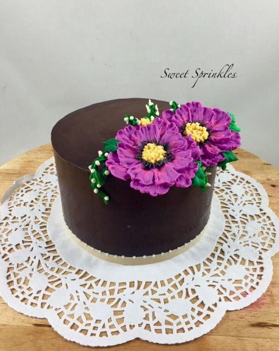 Торт  на день рождения  № 933