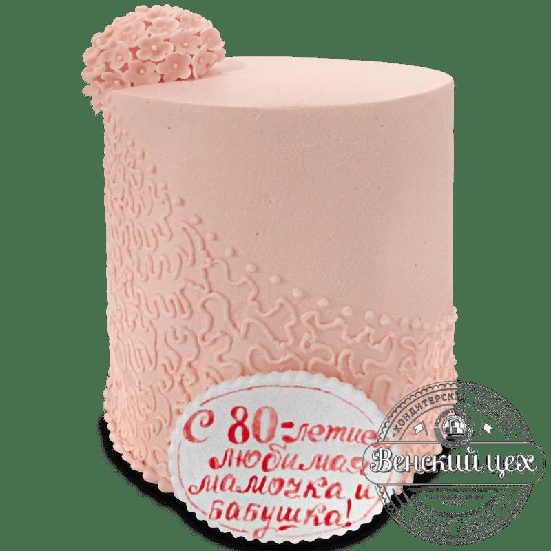 """Торт  на день рождения  """"Скромный букет"""" №941"""