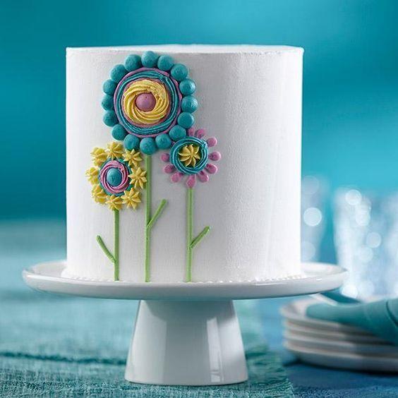 Торт  на день рождения  № 942