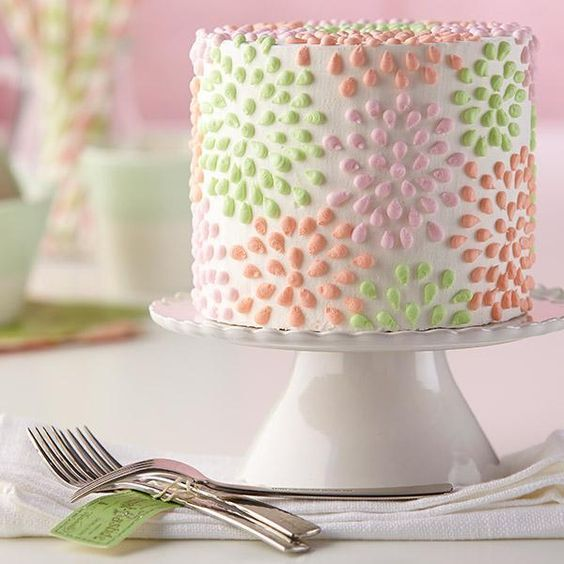 Торт  на день рождения  № 944