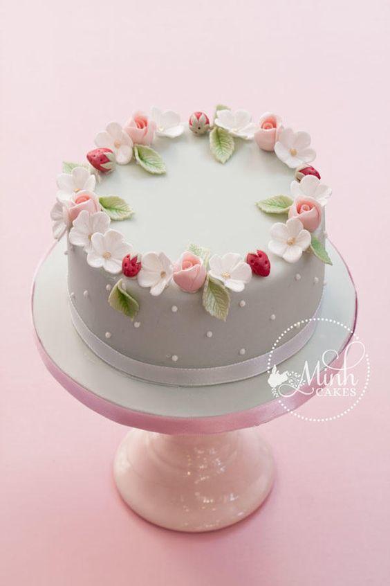 Торт  на день рождения  № 947